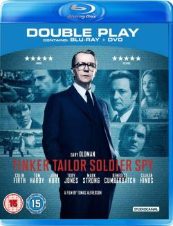 Шпион, выйди вон! / Tinker Tailor Soldier Spy (2011) HD 720 (RU, ENG)