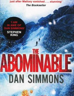 Мерзость / The Abominable (Simmons, 2013) – книга на английском
