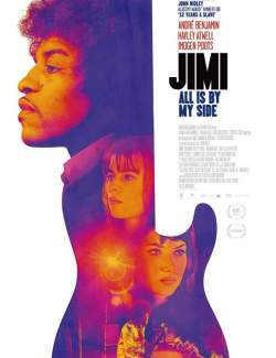 Джими Хендрикс / Jimi: All Is by My Side (2013) HD 720 (RU, ENG)
