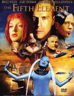 Пятый элемент / The Fifth Element (1997) HD 720 (RU, ENG)