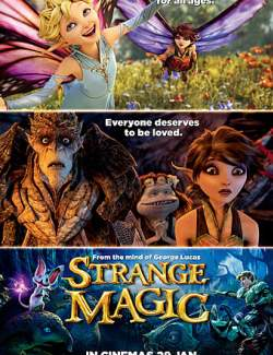 Странные чары / Strange Magic (2015) HD 720 (RU, ENG)