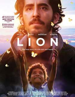 Лев / Lion (2016) HD 720 (RU, ENG)