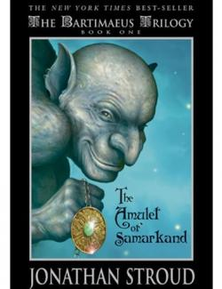 8eca2a9826d The Amulet of Samarkand   Амулет Самарканда (by Jonathan Stroud ...