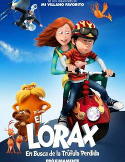 Лоракс / The Lorax (2012) HD 720 (RU, ENG)