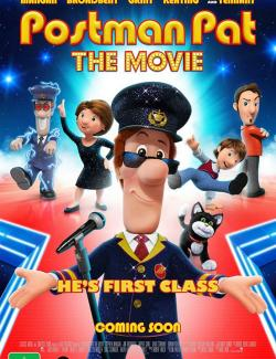 Почтальон Пэт / Postman Pat: The Movie (2014) HD 720 (RU, ENG)