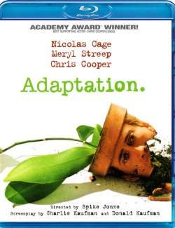 Адаптация / Adaptation (2002) HD 720 (RU, ENG)