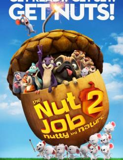 Реальная белка 2 / The Nut Job 2: Nutty by Nature (2017) HD 720 (RU, ENG)