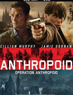 Антропоид / Anthropoid (2016) HD 720 (RU, ENG)