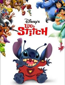 Лило и Стич / Lilo & Stitch (2002) HD 720 (RU, ENG)