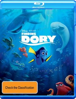 В поисках Дори / Finding Dory (2016) HD 720 (RU, ENG)