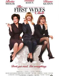 Клуб первых жен / The First Wives Club (1996) HD 720 (RU, ENG)