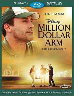 Рука на миллион / Million Dollar Arm (2014) HD 720 (RU, ENG)