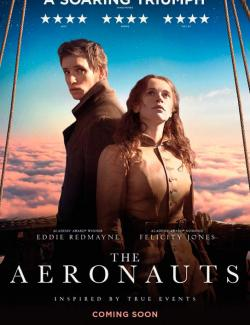 Аэронавты / The Aeronauts (2019) HD 720 (RU, ENG)