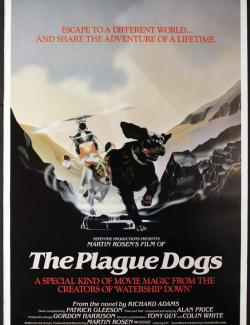 Отчаянные псы / The Plague Dogs (1982) HD 720 (RU, ENG)