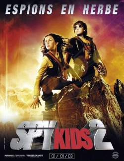 Дети шпионов 2: Остров несбывшихся надежд / Spy Kids 2: Island of Lost Dreams (2002) HD 720 (RU, ENG)