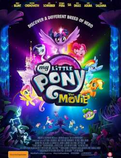 My Little Pony в кино / My Little Pony: The Movie (2017) HD 720 (RU, ENG)