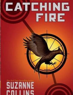 Catching Fire / Воспламенение (by Suzanne Collins, 2009) - аудиокнига на английском