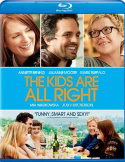 Детки в порядке / The Kids Are All right (2010) HD 720 (RU, ENG)