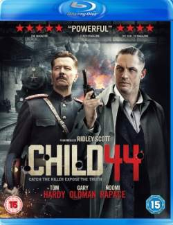 Номер 44 / Child 44 (2014) HD 720 (RU, ENG)
