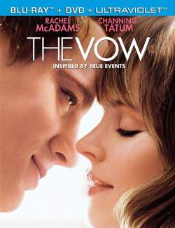 Клятва / The Vow (2012) HD 720 (RU, ENG)