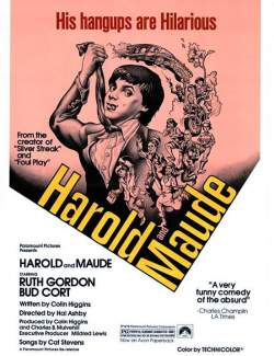 Гарольд и Мод / Harold and Maude (1971) HD 720 (RU, ENG)