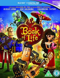 Книга жизни / The Book of Life (2014) HD 720 (RU, ENG)