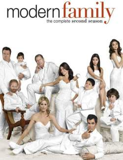 Американская семейка (сезон 2) / Modern Family (season 2) (2010) HD 720 (RU, ENG)