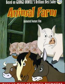 Звероферма / Animal Farm (1954) HD 720 (RU, ENG)
