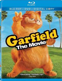 Гарфилд / Garfield (2004) HD 720 (RU, ENG)