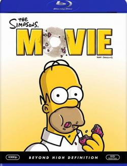 Симпсоны в кино / The Simpsons Movie (2007) HD 720 (RU, ENG)