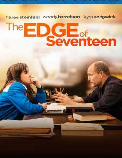 Почти семнадцать / The Edge of Seventeen (2016) HD 720 (RU, ENG)