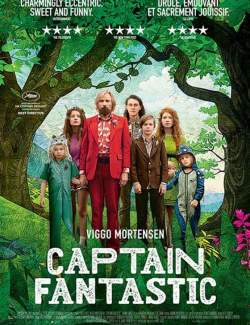 Капитан Фантастик / Captain Fantastic (2016) HD 720 (RU, ENG)