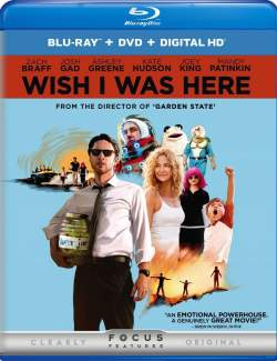 Хотел бы я быть здесь / Wish I Was Here (2014) HD 720 (RU, ENG)