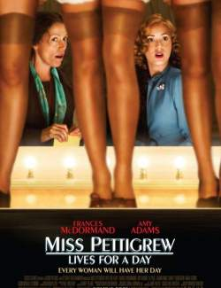 Мисс Петтигрю / Miss Pettigrew Lives for a Day (2007) HD 720 (RU, ENG)