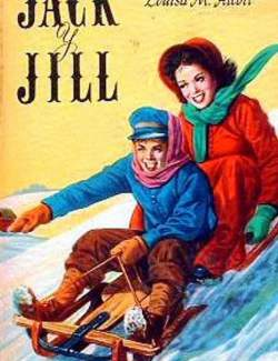 Джек и Джилл: деревенская история / Jack and Jill: A Village Story (Alcott, 1880)