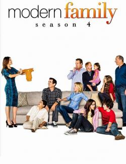 Американская семейка (сезон 4) / Modern Family (season 4) (2012) HD 720 (RU, ENG)