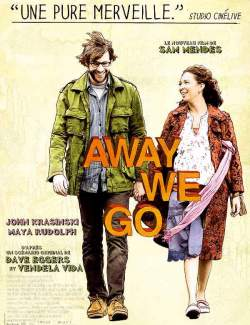 В пути / Away We Go (2009) HD 720 (RU, ENG)