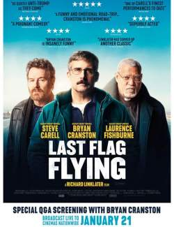 Последний взмах флага / Last Flag Flying (2017) HD 720 (RU, ENG)
