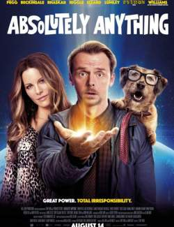 Всё могу / Absolutely Anything (2015) HD 720 (RU, ENG)