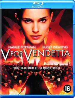 «V» значит Вендетта / V for Vendetta (2006) HD 720 (RU, ENG)