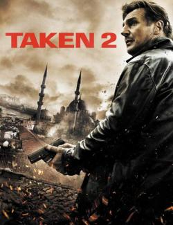 Заложница 2 / Taken 2 (2012) HD 720 (RU, ENG)