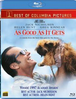 Лучше не бывает / As Good as It Gets (1997) HD 720 (RU, ENG)
