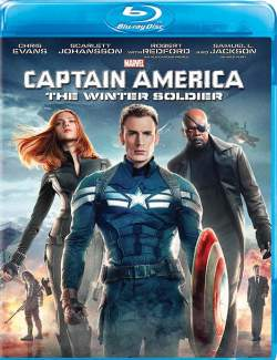 Первый мститель: другая война / Captain America: The Winter Soldier (2014) HD 720 (RU, ENG)