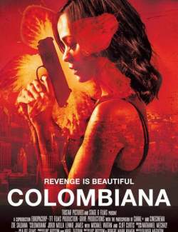 Коломбиана / Colombiana (2011) HD 720 (RU, ENG)