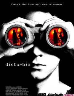 Паранойя / Disturbia (2007) HD 720 (RU, ENG)
