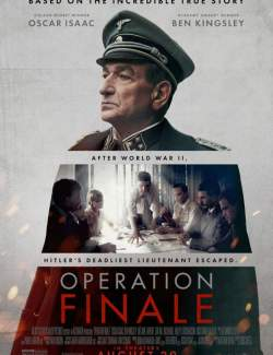 Операция «Финал» / Operation Finale (2018) HD 720 (RU, ENG)