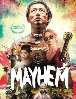 Эксперимент «Офис» 2 / Mayhem (2017) HD 720 (RU, ENG)
