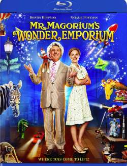 Лавка чудес / Mr. Magorium's Wonder Emporium (2007) HD 720 (RU, ENG)