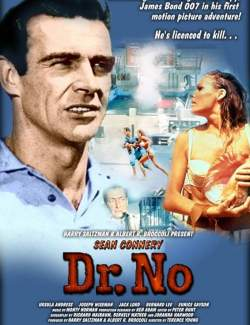 Доктор Ноу / Dr. No (1962) HD 720 (RU, ENG)