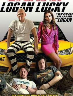 Удача Логана / Logan Lucky (2017) HD 720 (RU, ENG)